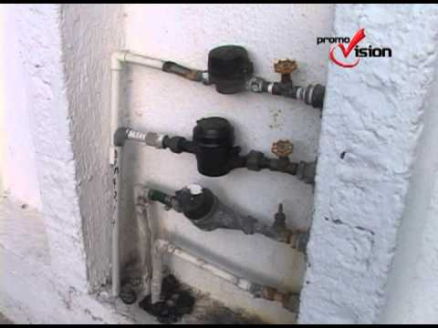M rida japay sustituir medidores de agua potable por de for Agua potable