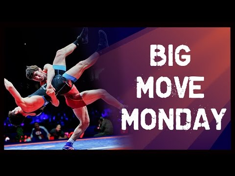 Big Move Monday -- Akhmed CHAKAEV (RUS) -- 2017 European C'ships