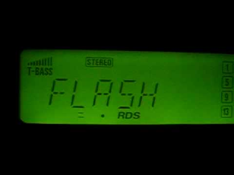 Flash Radio 87,5 FM - pirate station in Prague