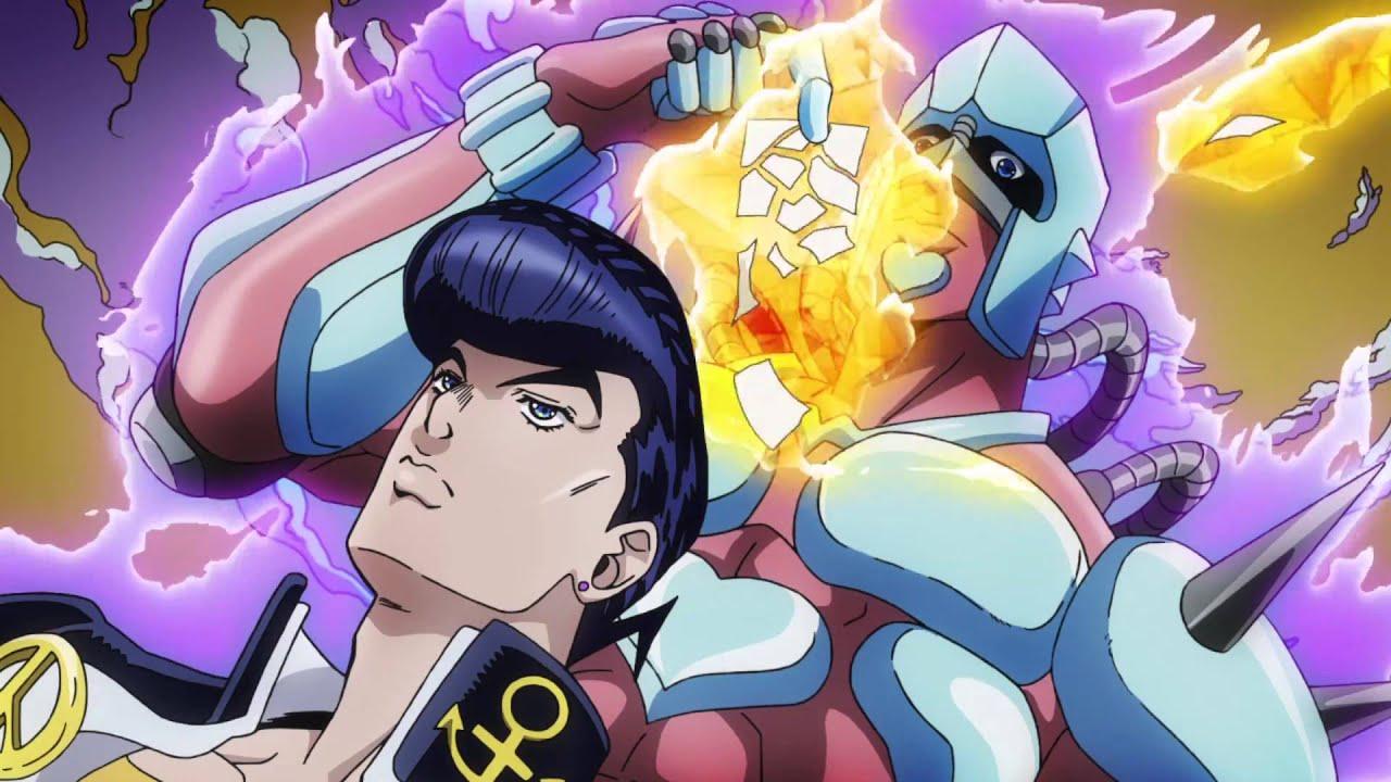 JoJo/'s Bizarre Adventure part.4 diamond is broken