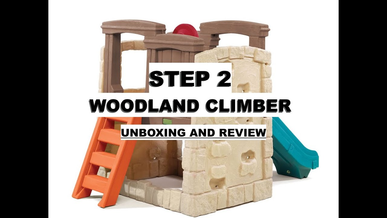 Step 2 Woodland Climber Set Upreview Youtube