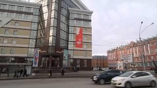 2013 12 15    Медуниверситет и Никольская церковь DSCN0712(Таким был Барнаул в декабре 2013 года., 2014-06-11T08:17:55.000Z)