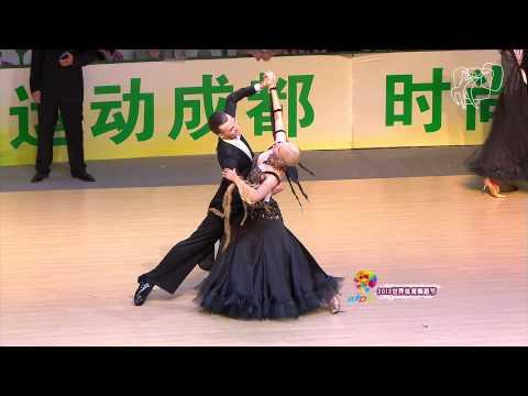 2013 World Open Standard  | Chengdu, CHN