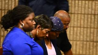 Tears, anger, at Randolph court appearance.