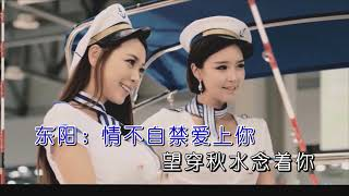 Qing Bu Zi Jin Ai Shang Ni 《情不自禁爱上你 Remix》