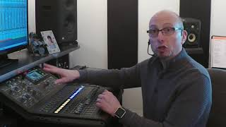 Using the Midas M32R Digital Mixer
