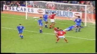 Barnsley 3-0 Luton (92/93)