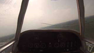 Pawnee rc 33%gopro hero 3 fly on board