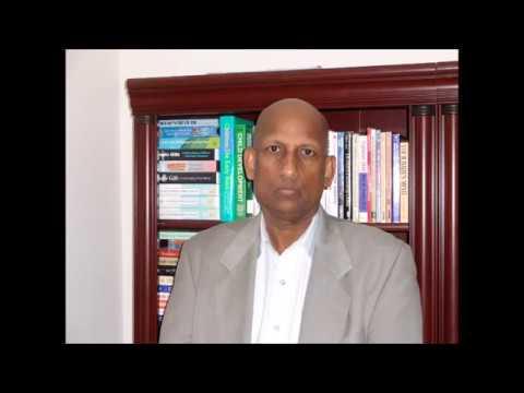 Gurupatham talking with Dr Srisala (PhD Cancer Professor) on Geethavani Radio Toronto
