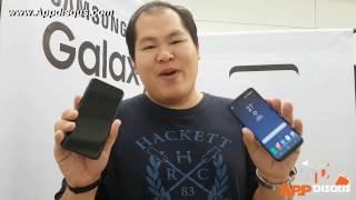 Hand-on Samsung Galaxy S8 และ S8 plus