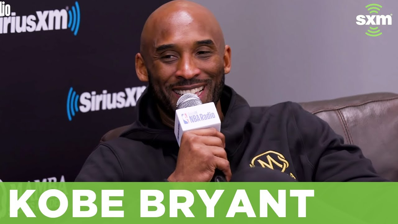 Kobe Bryant's Focus Shifted to Fatherhood After Basketball