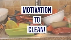 Finding the Motivation to Clean