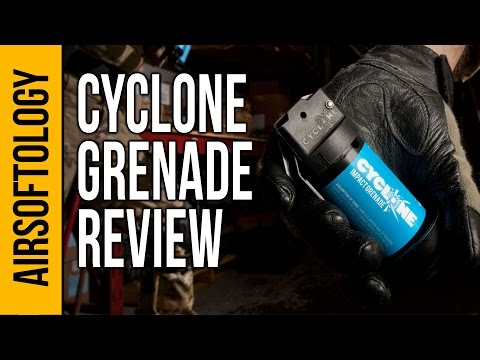 The Cyclone Impact Airsoft Grenade - All the bang, half the price? | Airsoftology Review
