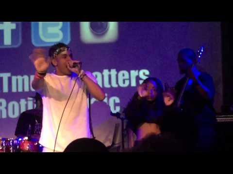 Rotimi performs ' Finders Keepers ' Live at BET Music Matters