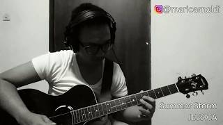 JESSICA (제시카) - SUMMER STORM (Guitar Version) by Mario Arnoldi