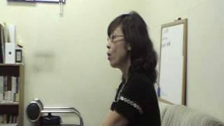 右脳教育の七田チャイルドアカデミーなんば教室の杉本先生が「子供を信じ...