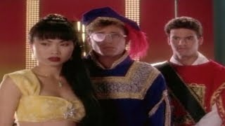 Power Rangers in Halloween Costumes   Mighty Morphin Power Rangers - Ninja Steel   Trick or Treat