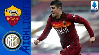 Roma 2-2 Inter | Roma snatch late draw with Inter! | Serie A TIM