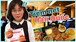 Misthy xài gì hết 1triệu ở tiệm NET Hàn Quốc???    THY ƠI MÀY ĐI ĐÂU ĐẤY ???