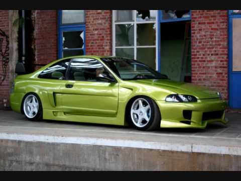 Honda Civic Hatchback >> B00STER Widebody 94 Civic EJ2 - YouTube