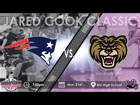 2017 Jared Cook Classic: Berkmar vs. Mountain View