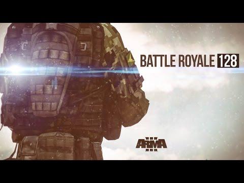 Arma 3 64 bits Battle Royale #128 | Hacker descarado