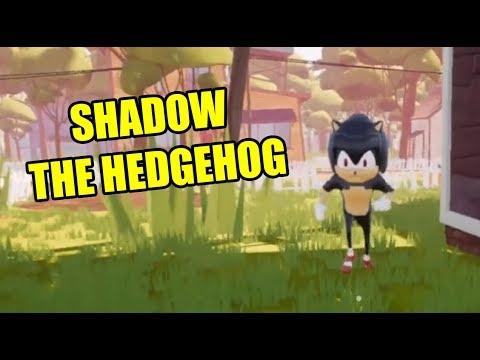 SHADOW THE HEDGEHOG - Hello Neighbor Mod thumbnail