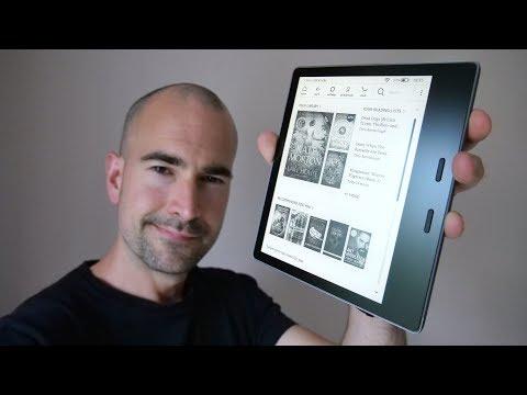 Amazon Kindle Oasis (2019)   Ultimate EReader?