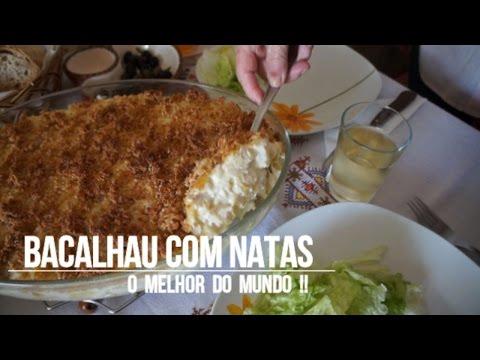 O Melhor Bacalhau Com Natas Do Mundo é O Da Dona Beatriz!!