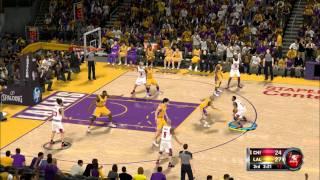NBA 2k12 Lakers vs Bulls PC Mods 7/10/11
