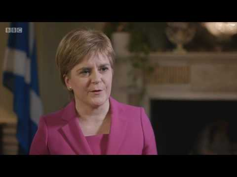 Nicola Sturgeon on Brexit & IndyRef2