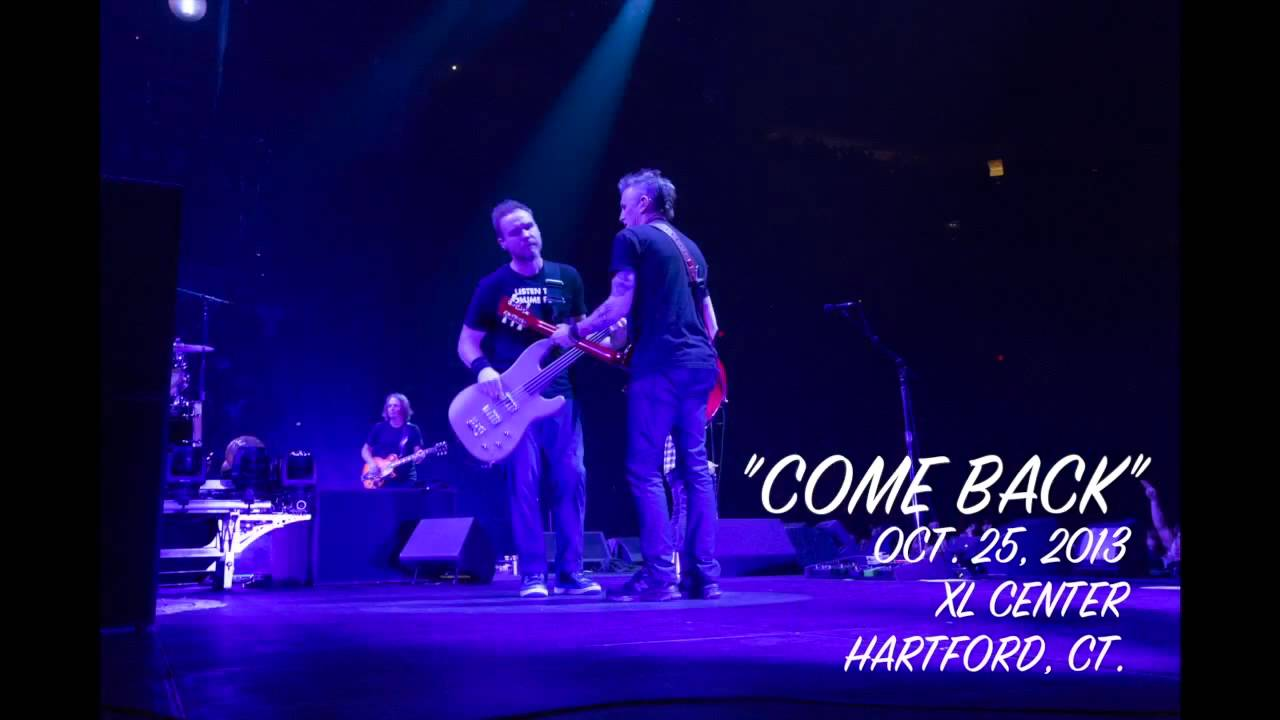 Come Back - Live in Hartford, CT (10/25/2013) - Pearl Jam Bootleg