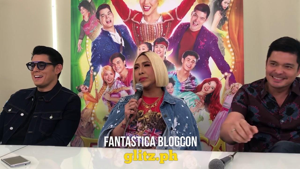 Richard Gutierrez, Vice Ganda, Dingdong Dantes Talk About ...