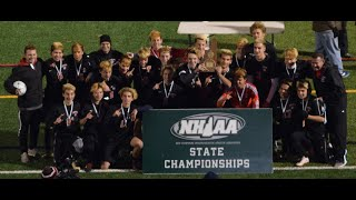 2018 New Hampshire State Championship D1 Soccer Finals - BHS v CHS
