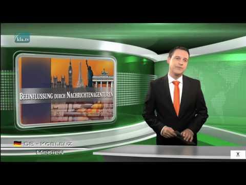 info / 4 agences de presse influencent toute la population mondiale