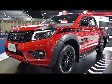 2020 Nissan Frontier - YouTube