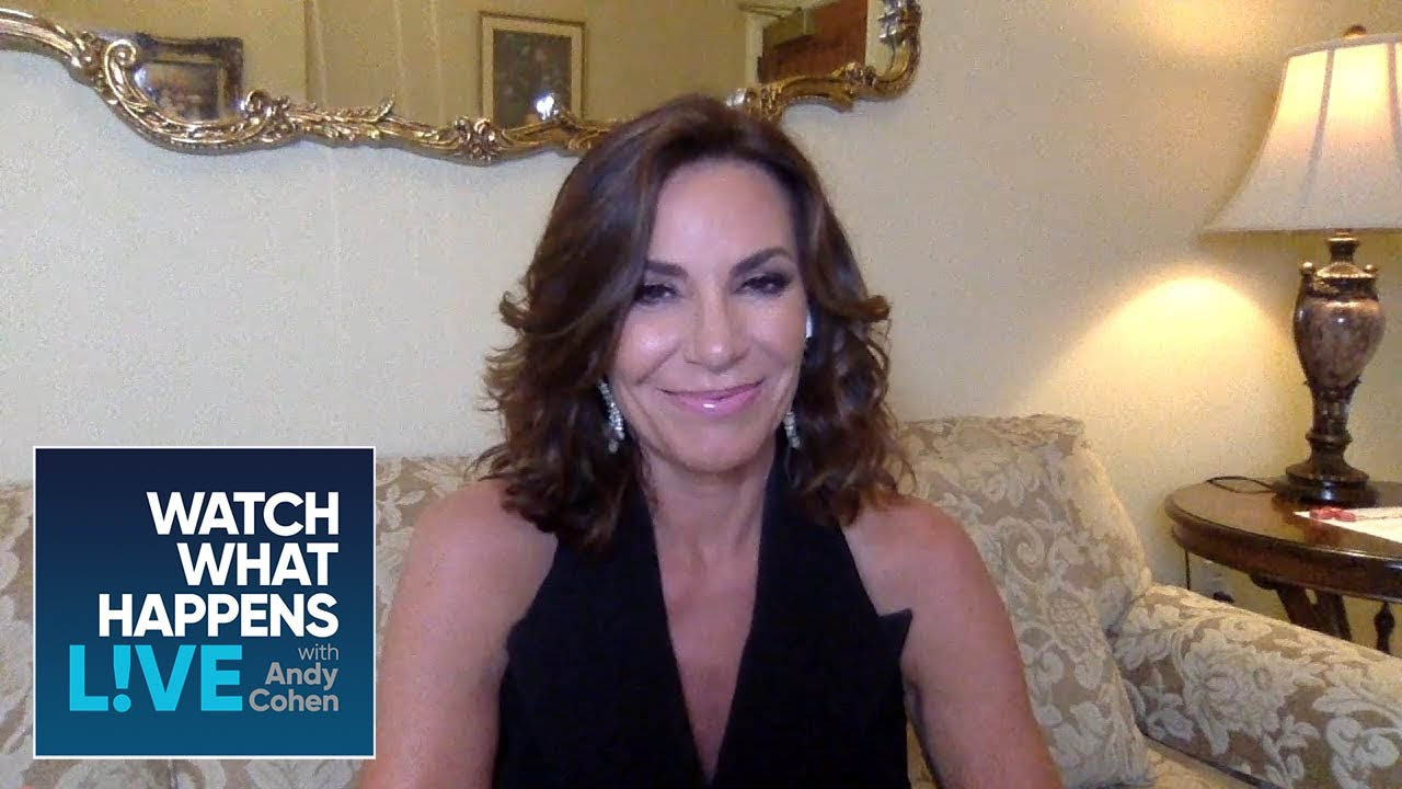 Luann de Lesseps on Her Previous Sobriety | WWHL