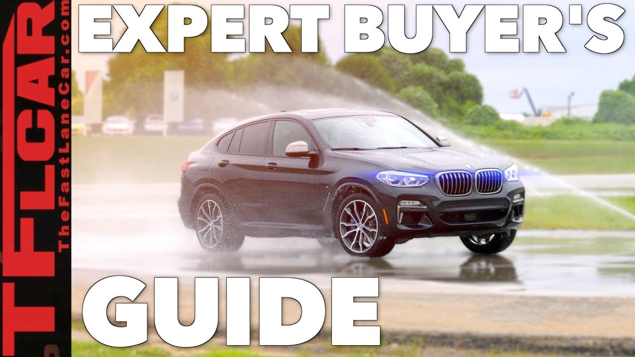 Watch This Before You Buy a New 2019 BMW X4: TFL Expert Buyer's Guide