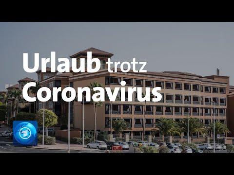 Coronavirus: Wie Bereiten Sich Deutsche Urlauber Vor? Wie Ist Die Lage In Quarantäre Auf Teneriffa?