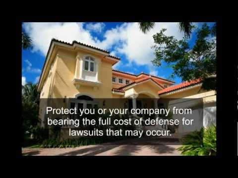Axis Insurance | Real Estate Professionals (Errors & Omissions) |