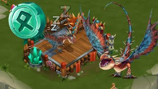 Complete Spitelout's Kingstail Collection and Train Up to Level 114 | Dragons: Rise of Berk
