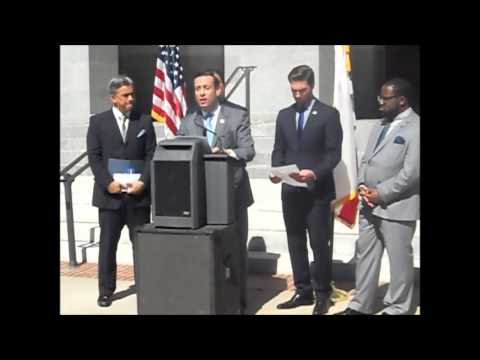California Assembly Member Roger Hernandez News Conference