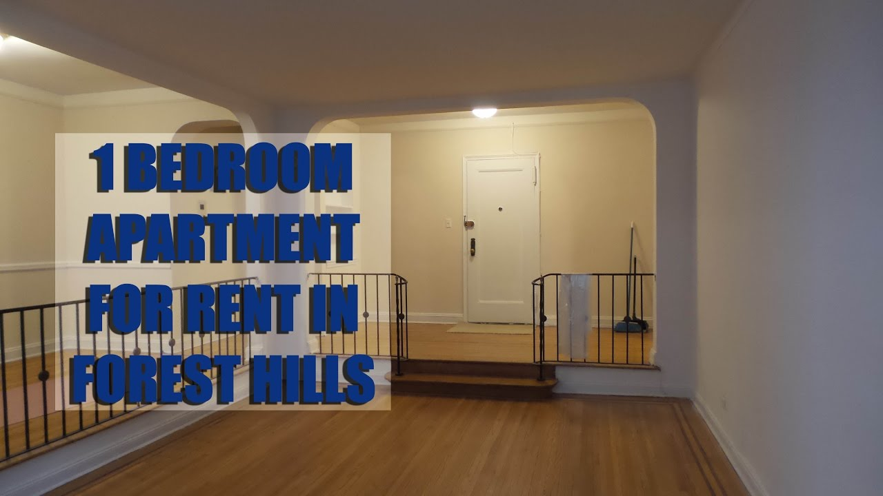 Huge 1 Bedroom Apartment For Rent In Forest Hills Queens Nyc Youtube