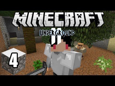 Minecraft Indonesia - Underground 2 : Hutan Kecil dibawah Tanah! (4)