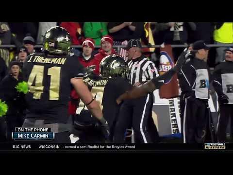 Mike Carmin Talks Purdue Football
