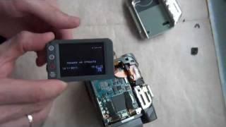 Sony DCR-HC19E ремонт відеокамери