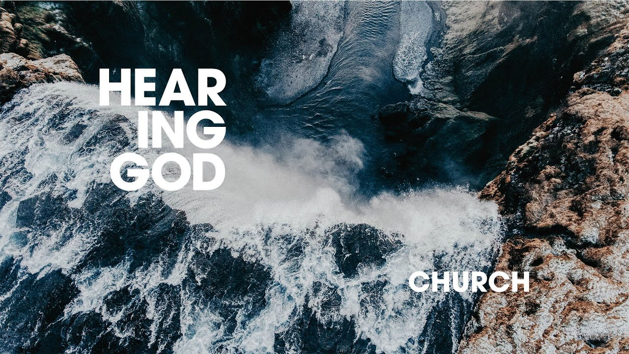 Hearing God | Church Cover Image