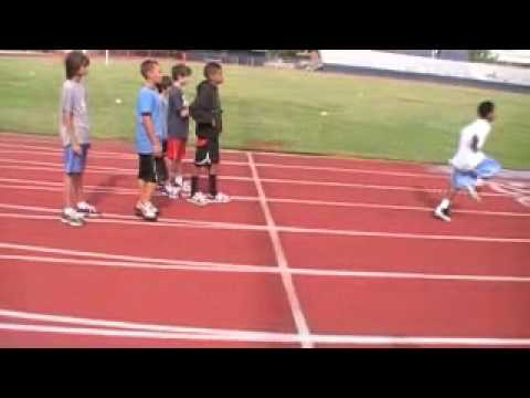 Speed training youth with Corey Nelson pt.3
