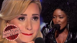 You Wont BELIEVE The Age Of This X Factor Contestant | Amazi...