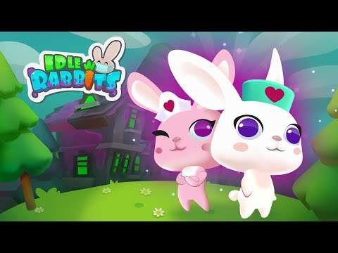 Idle Rabbits: Save the World
